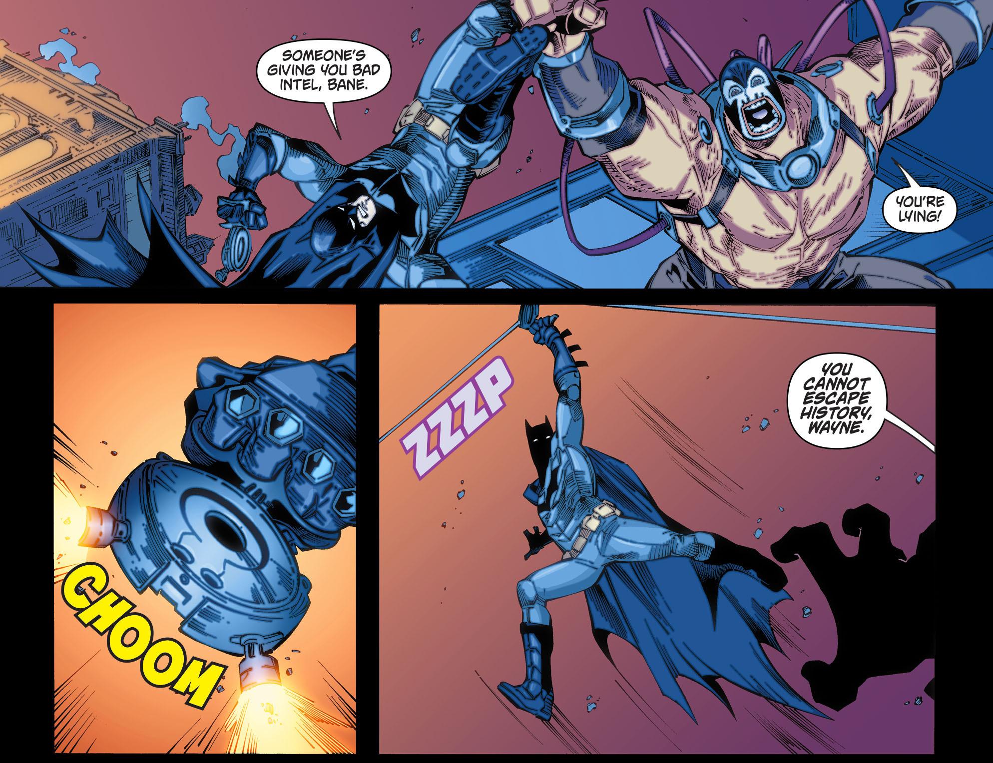 Batman: Arkham Knight [I] Issue #36 #38 - English 7