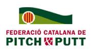 Logo Federació Catalana de Pitch & Putt