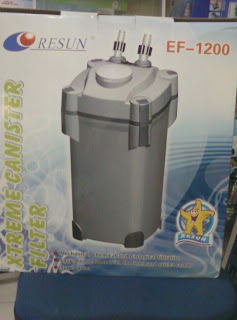 AQUATIC AQUARIUM SUPPLIES AND POND: JUAL POMPA LUAR/ EXTERNAL FILTER