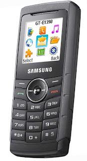 Handphone, Samsung, E1390