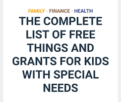 All Inclusive Access List To Special Needs Must Haves
