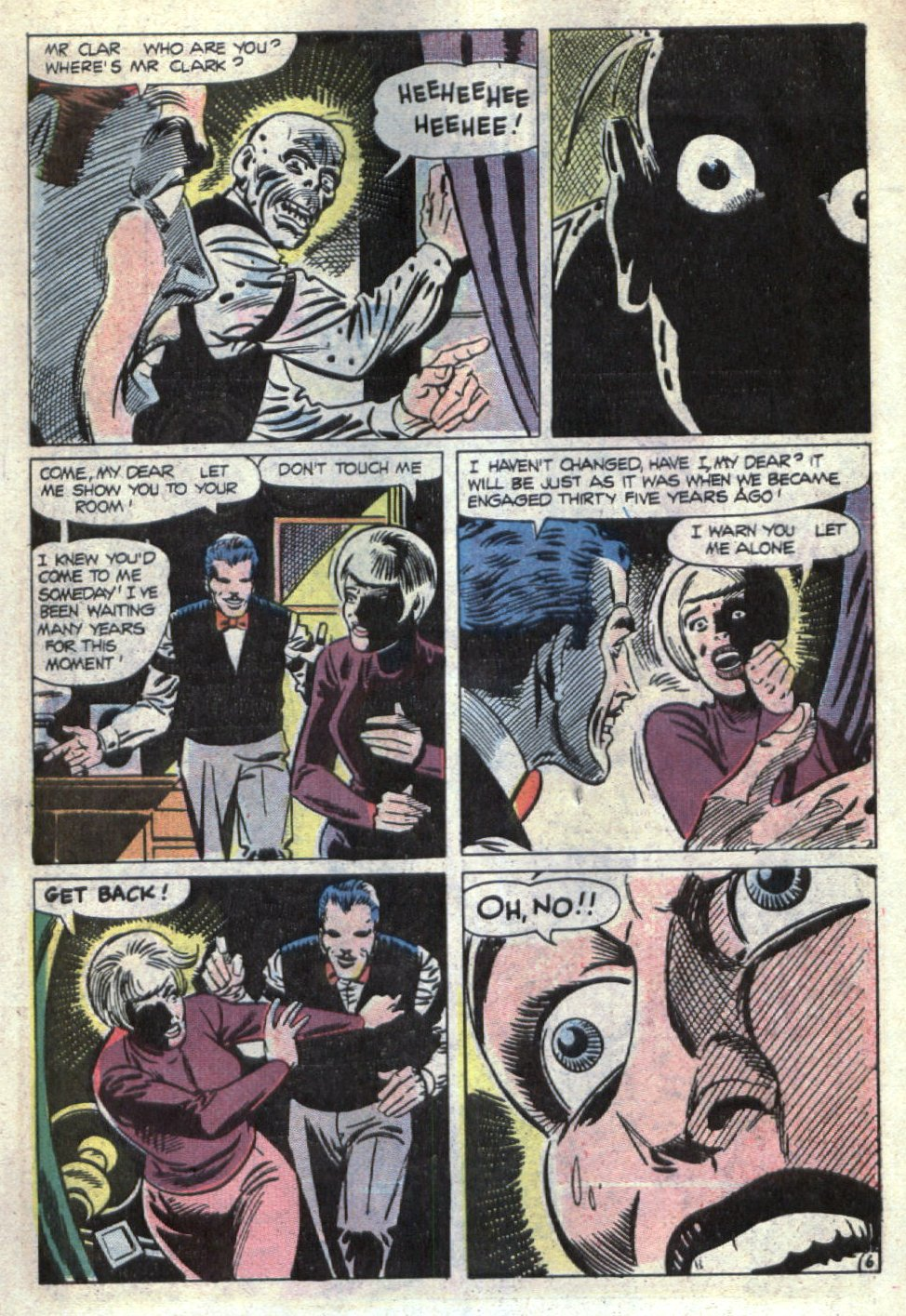 Read online Scary Tales comic -  Issue #14 - 19