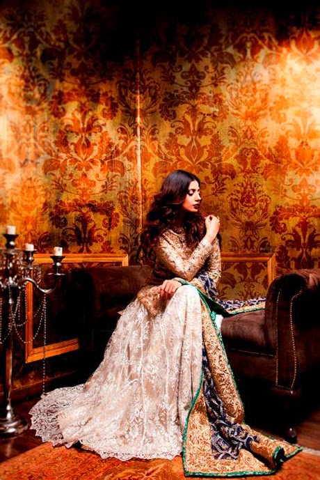 Zara Shahjahan 2014 Party Suits Collection-02