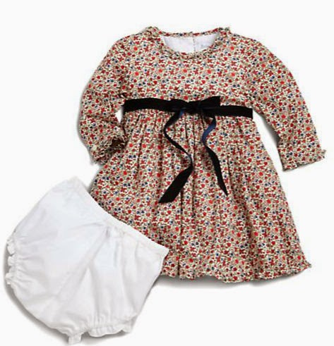 Vestidos Primera Edad, Diseños Modernos