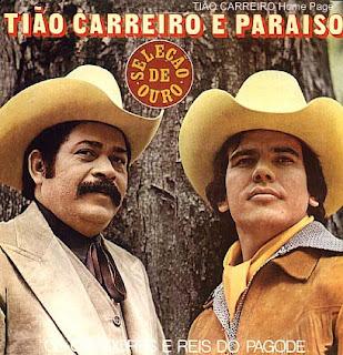 Tião Carreiro e Paraíso - Seleção de Ouro (1979)