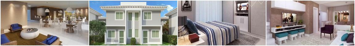 Casas de Berna | R.Carvalho | Venda e aluguel de imóveis em Feira de Santana e região.