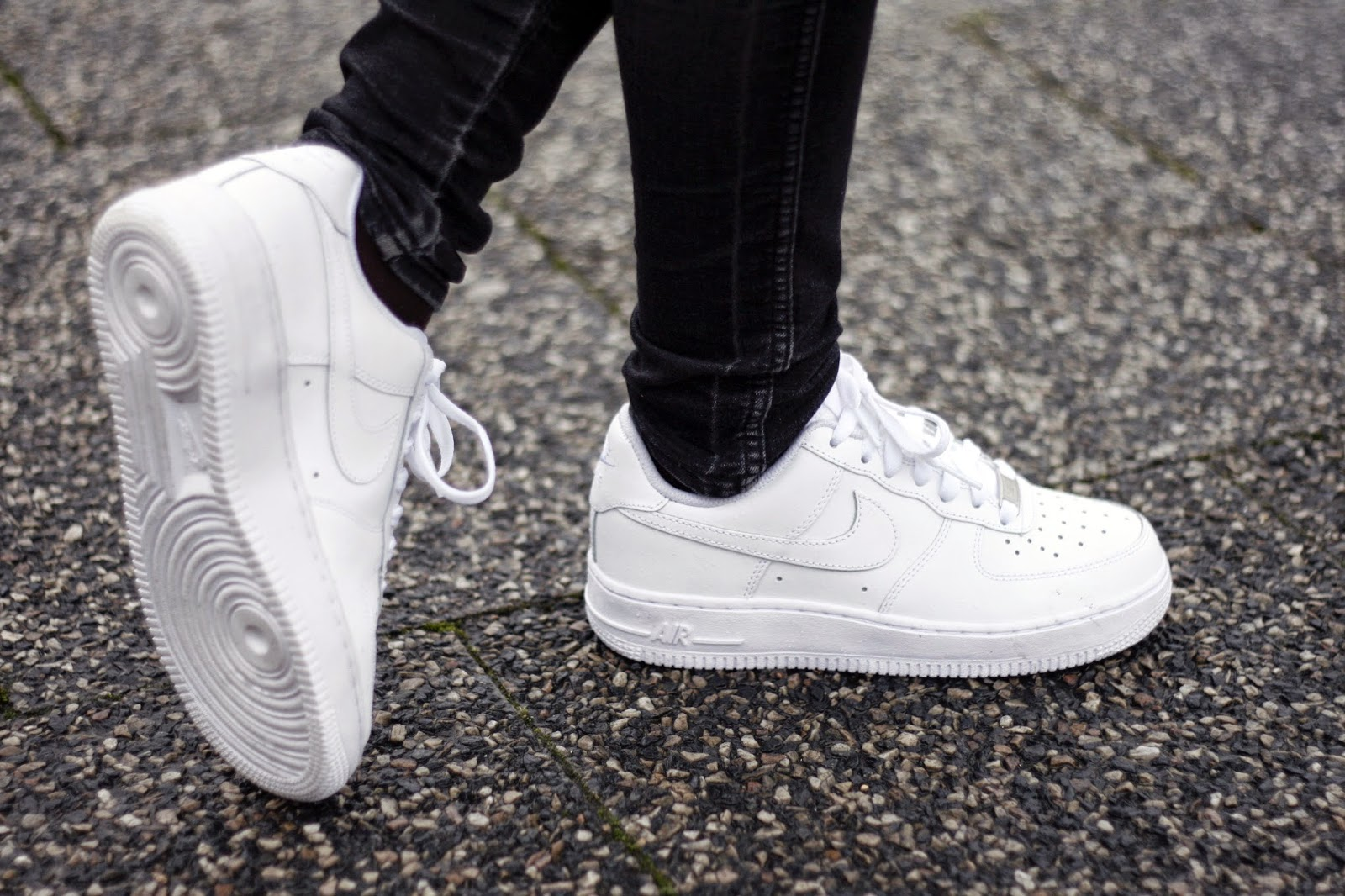 Outfits Con Tenis Nike Air Force