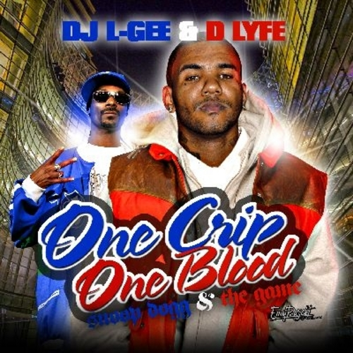 K-NELA RECORDS: Snoop Dogg & The Game - One Crip One Blood ...