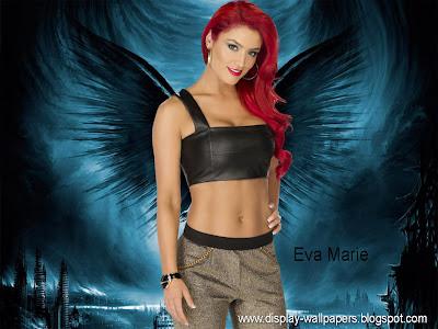 WWE Eva Marie Latest Wallpapers