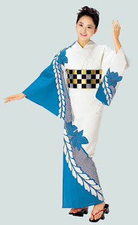 Summer Yukata Robes.