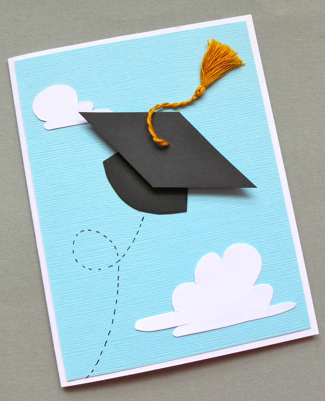 Mmmcrafts Simple Grad Card