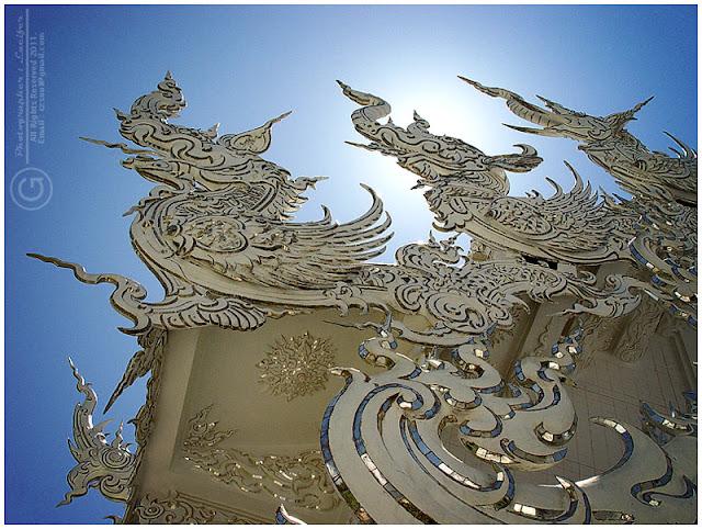 Photograph Wat Rong khun Chiangmai