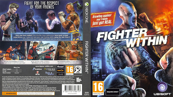 Capa Fighter Within Xbox One