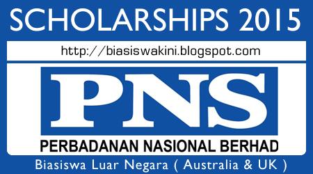 PNB Scholarships 2015 | Biasiswa Luar Negara PNB