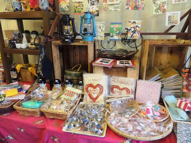 gift shop armenian street pulau pinang