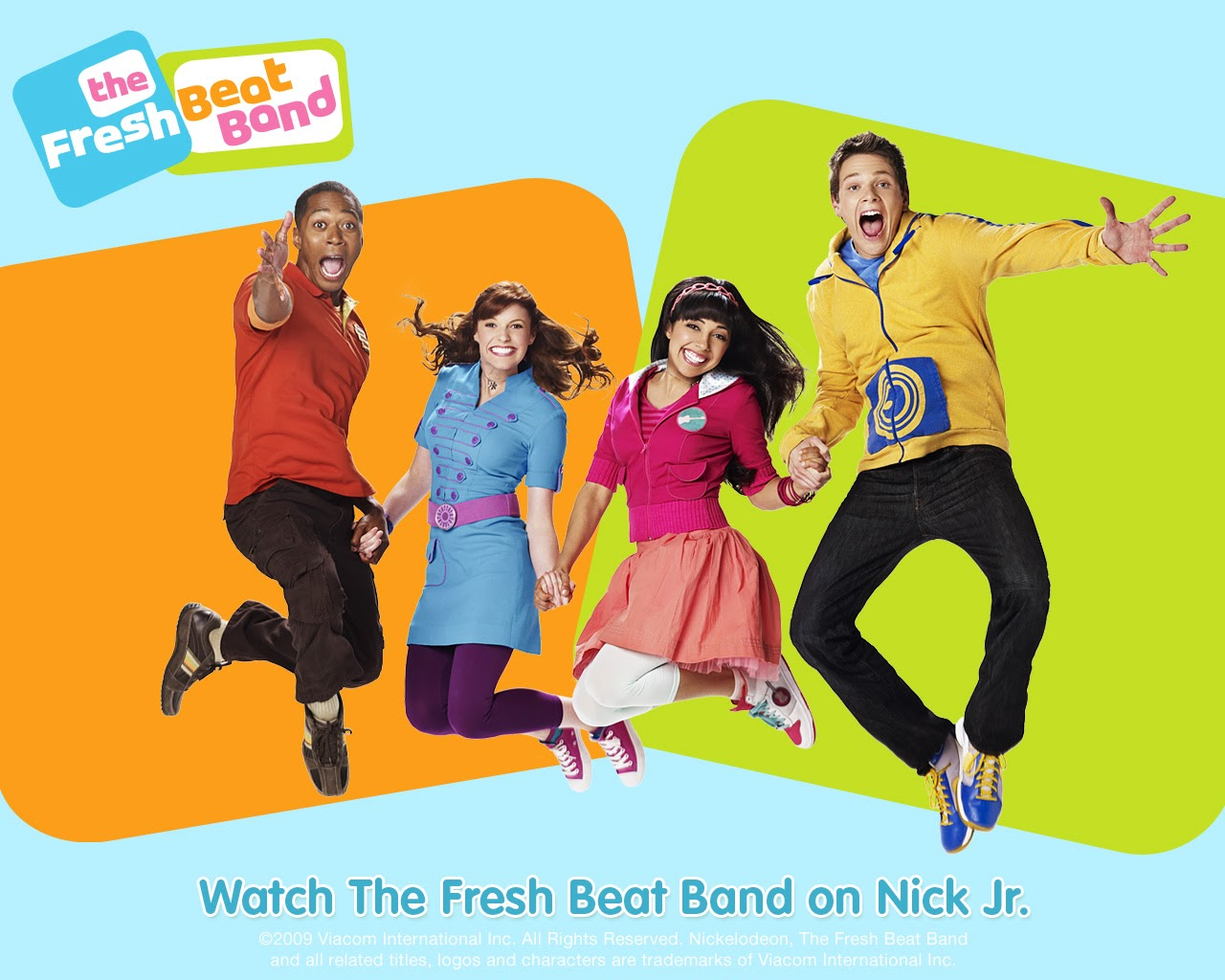 Nickalive The Fresh Beat Band To Perform At The Pacific
