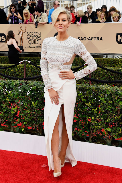 CharissaThompson - Sag awards 2016 as mais bem vestidas da red carpet