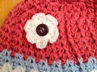 crochet beanie girl