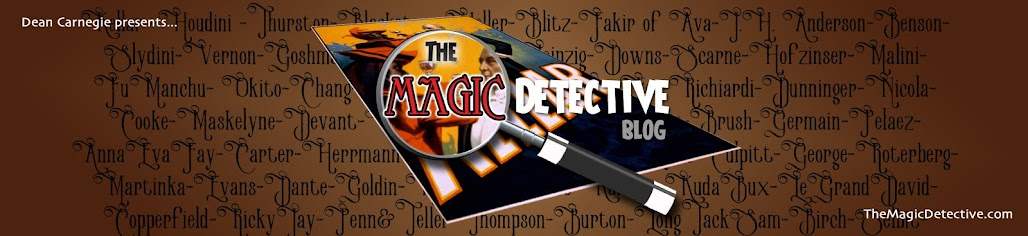 Carnegie: Magic Detective