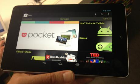 Harga Dan Spesifikasi Lengkap Google Nexus 7