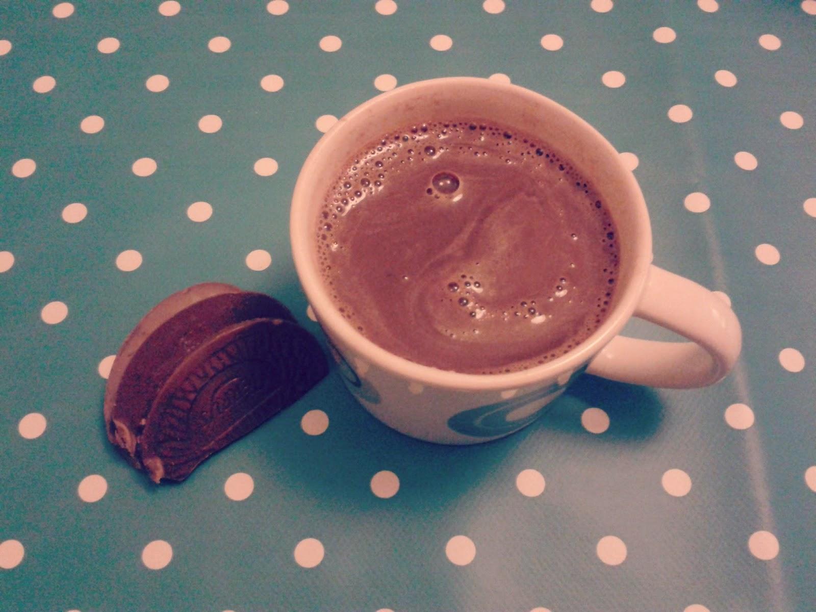 Project 365 day 356 - Chocolate Orange Hot Chocolate // 76sunflowers