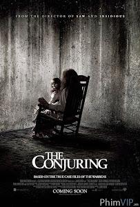 Nỗi Ám Ảnh Kinh Hoàng - The Conjuring poster