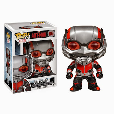 Ant-Man Movie Pop! Marvel Vinyl Figures by Funko - Ant-Man