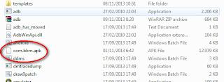 Cara Install File apk di Android SDK 2