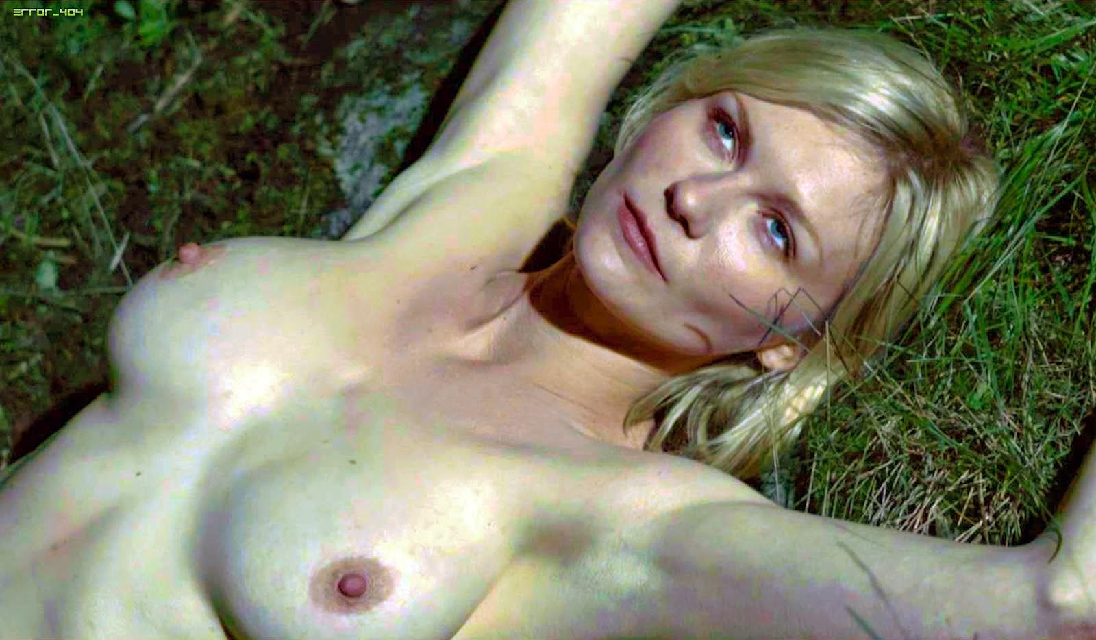 kirsten dunst in the nude