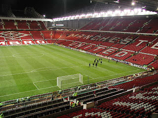 Stadion Old Trafford - Manchester United