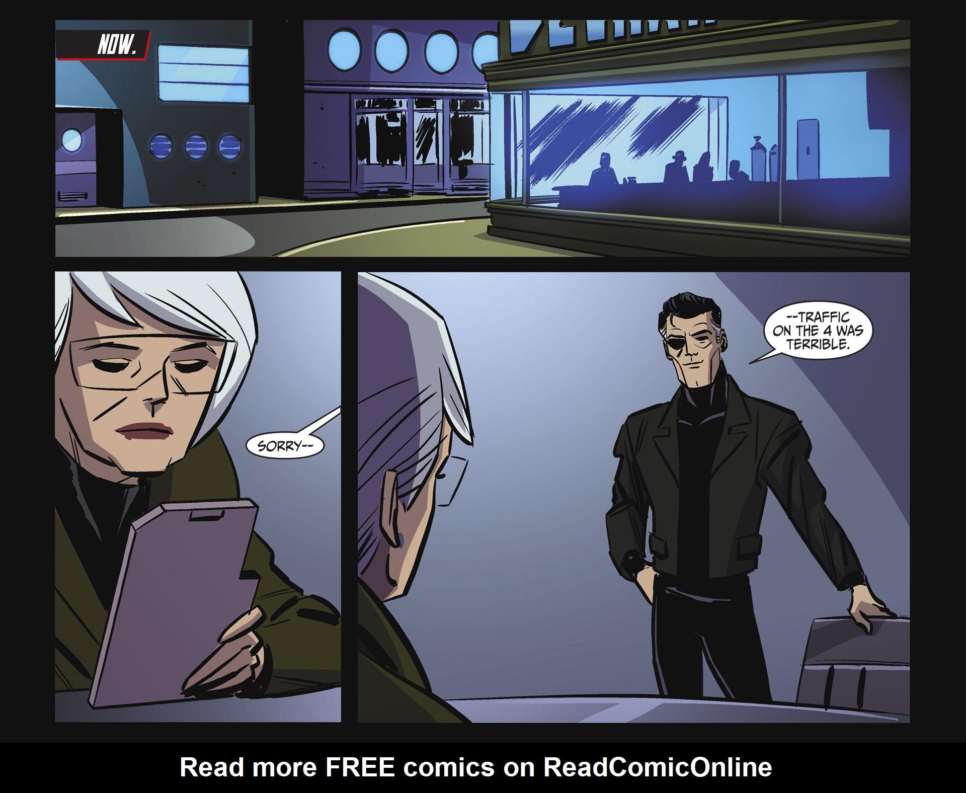 Batman Beyond 2.0 #16 #25 - English 5