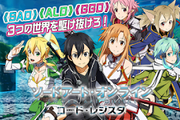 Download Sword Art Online Code Register Terbaru Gratis