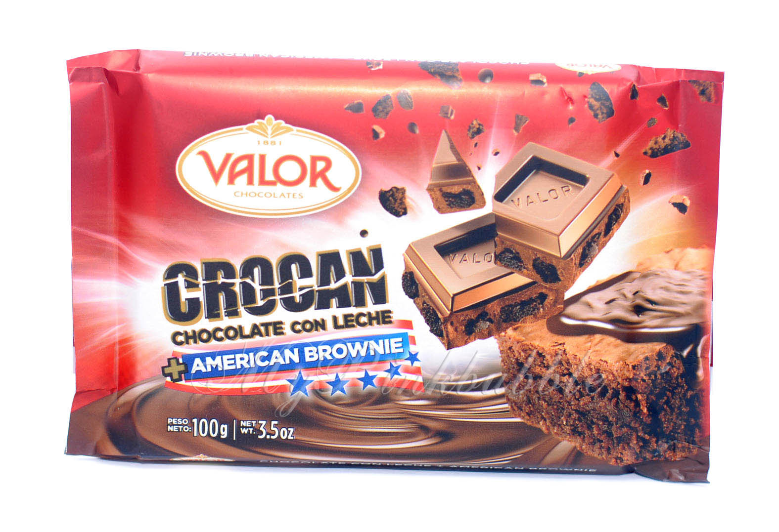 Valor crocan American Brownie