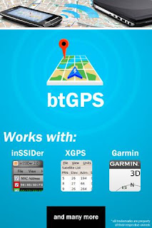 Bluetooth GPS Output v1.07e + Bluetooth GPS License v1.0b android apk full free download