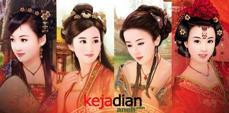 Legenda Wanita Cantik Tiongkok Penguasa Dinasti