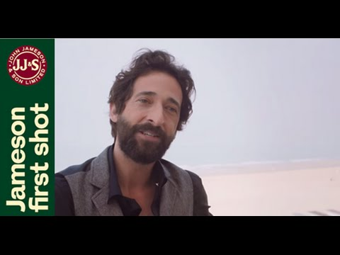 Adrien Brody Launches the Jameson First Shot Film Competition 2015