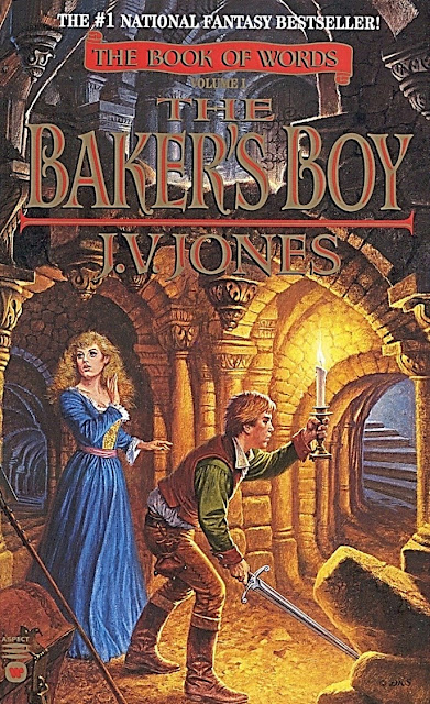 The Baker's Boy (The Book of Words: Book 1) by J.V. Jones