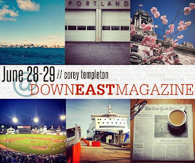 Down East Magazine Instagram Takeover Weekend June 2014 Corey Templeton