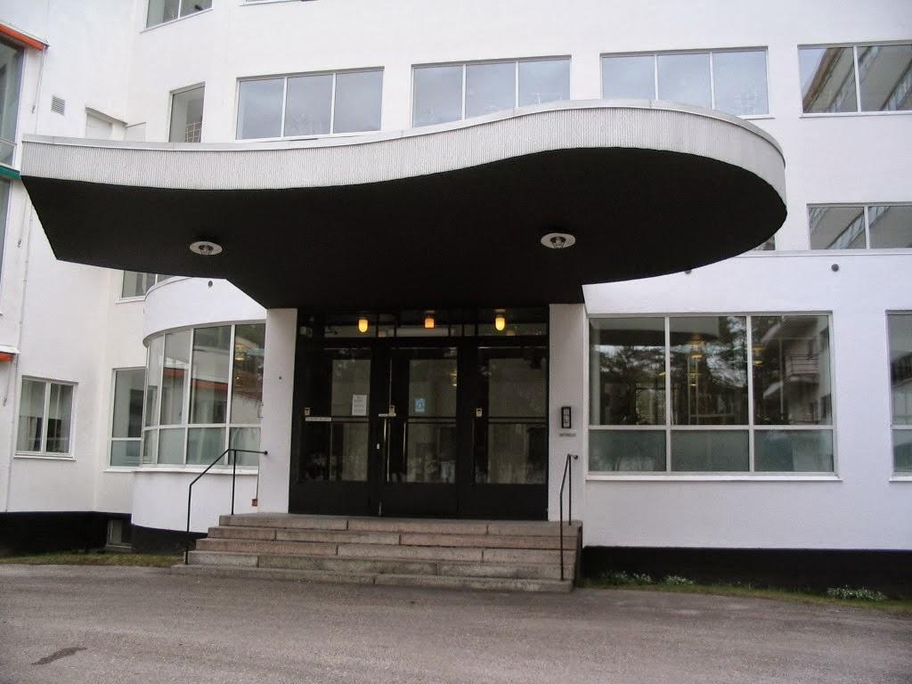 Espacio espacioso finlandia v cosas que vimos y otras for Accesos arquitectura