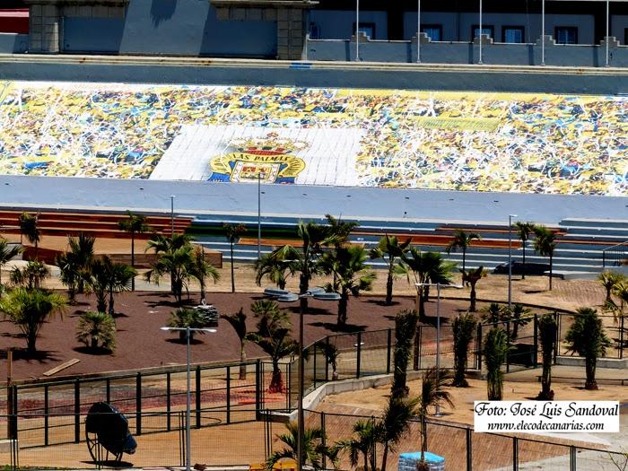 estadio insular será un parque deportivo