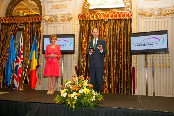 The Duke of Edinburgh's International Award Romania - lansare la Craiova