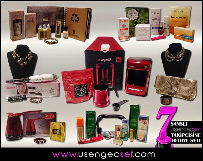 usengec-sef-cekilis-hediyeleri-arcelik-telve