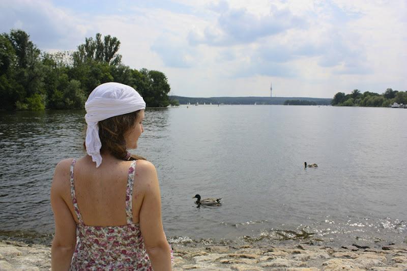 Foto de Wannsee en Berlín