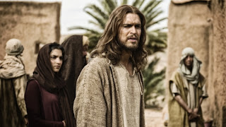 Diogo Morgado portrays Jesus