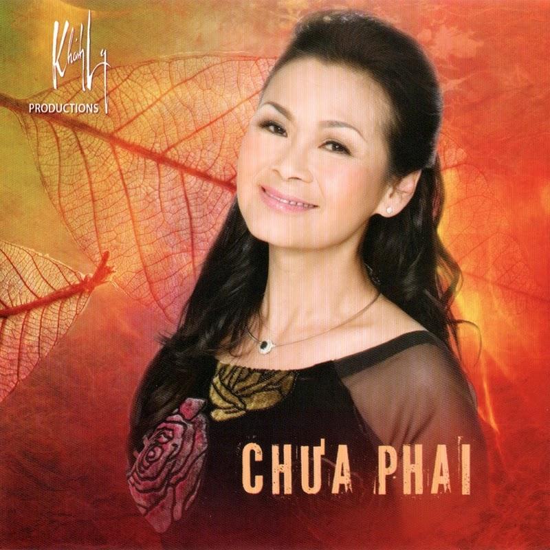 Khánh Ly CD - Chưa Phai (NRG)