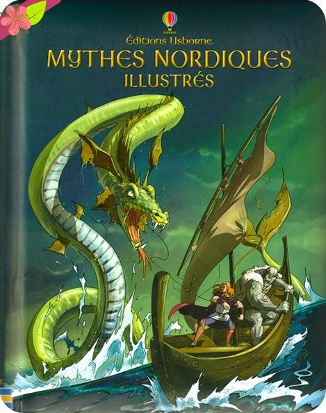 Les sagas nordiques de Alex Frith, Louie Stowell, Matteo Pincelli - éditions Usborne
