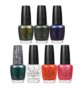 OPI Colección The Amazing Spiderman