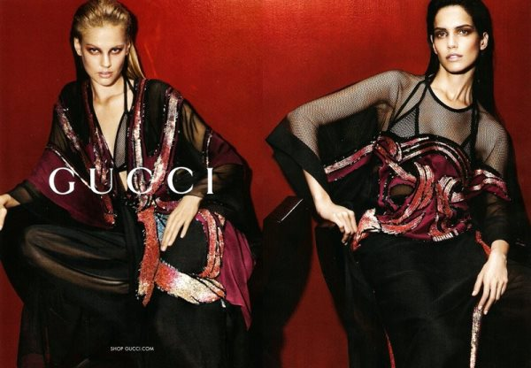 gucci spring summer 2014 ad campaign