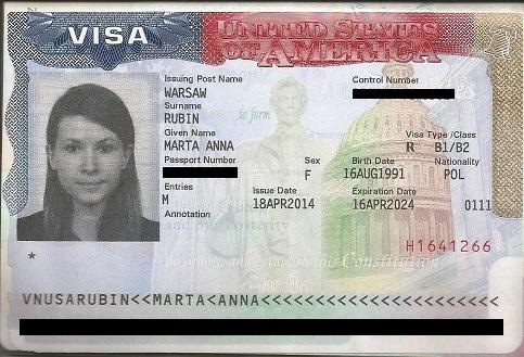 how to get b1 visa for usa