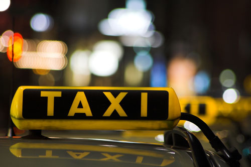 The Stories Of Mr. Taxi